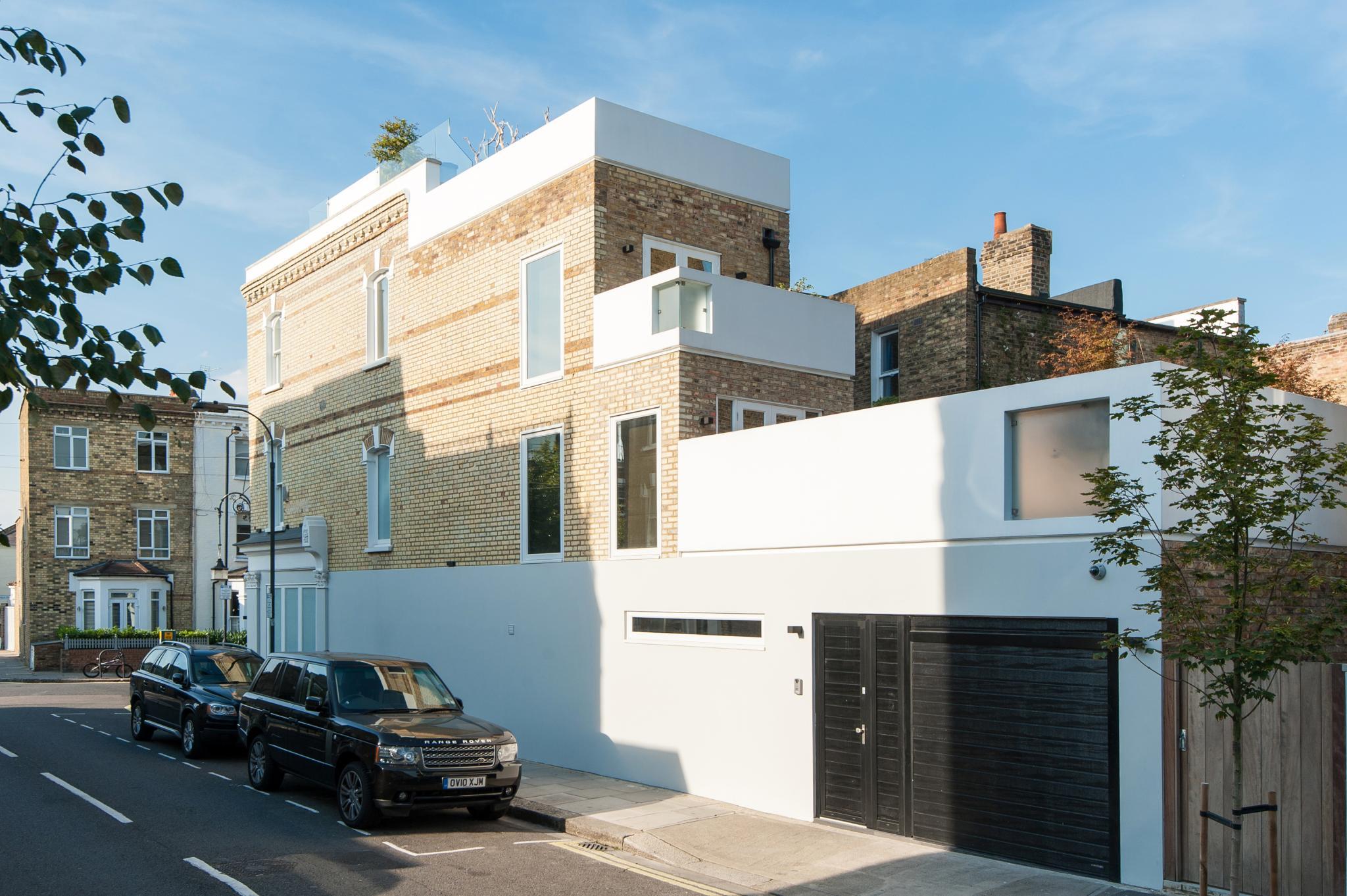 獨棟家庭住宅 為 出售 在 Bishops Road London, 英格蘭 英國