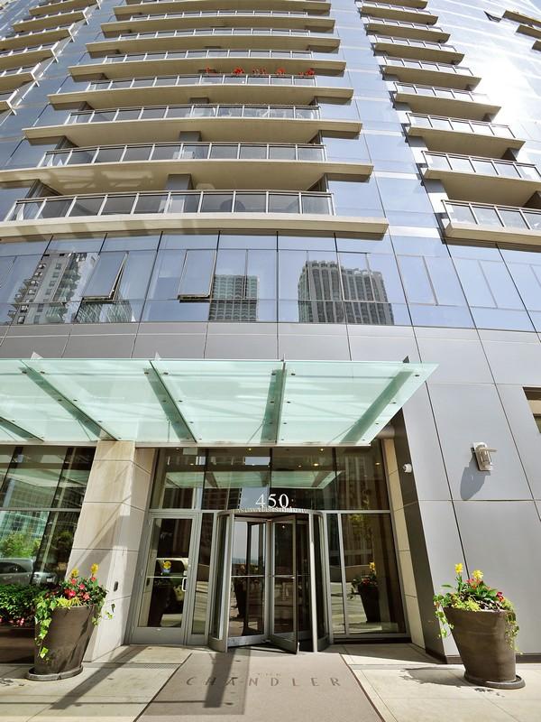 Частный односемейный дом для того Продажа на Rarely Available 450 E Waterside Drive Unit 1509 Chicago, Иллинойс 60601 Соединенные Штаты