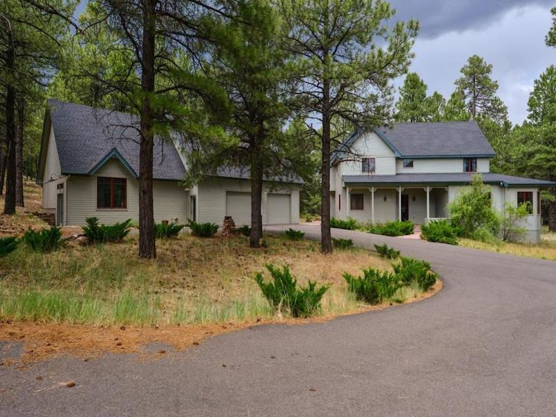 Single Family Home for Sale at Amazing Custom Home 2340 W Constitution Flagstaff, Arizona, 86001 United States