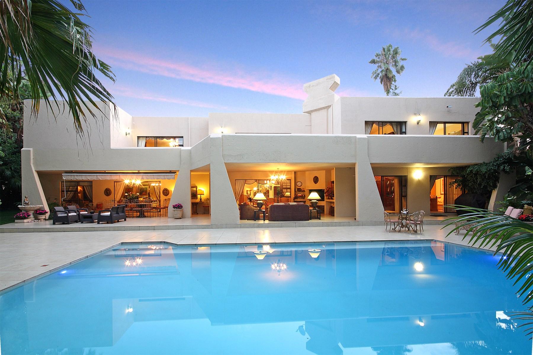 Single Family Home for Sale at Sandhurst Johannesburg, Gauteng, 2094 South Africa