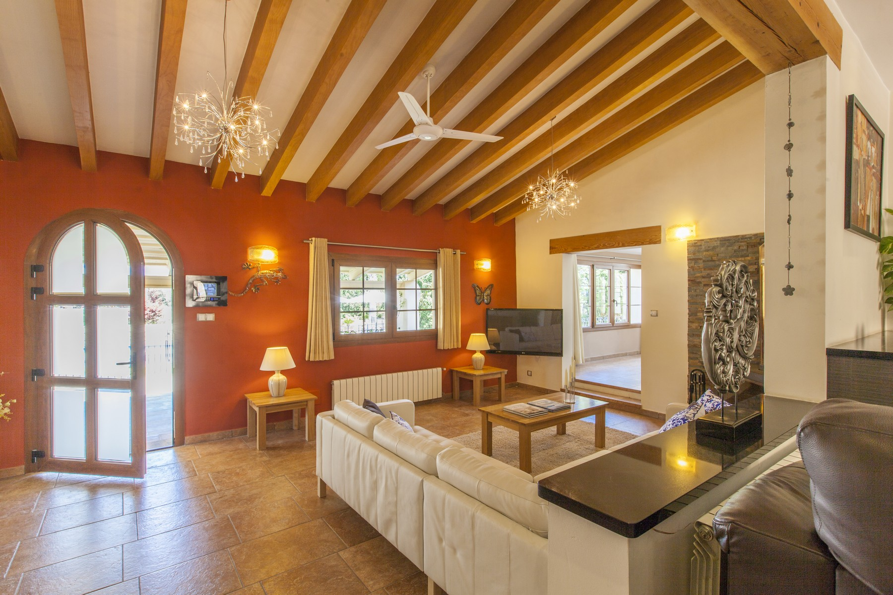 Single Family Home for Sale at Country Estate in Llubí with views Llubi, Mallorca 07001 Spain