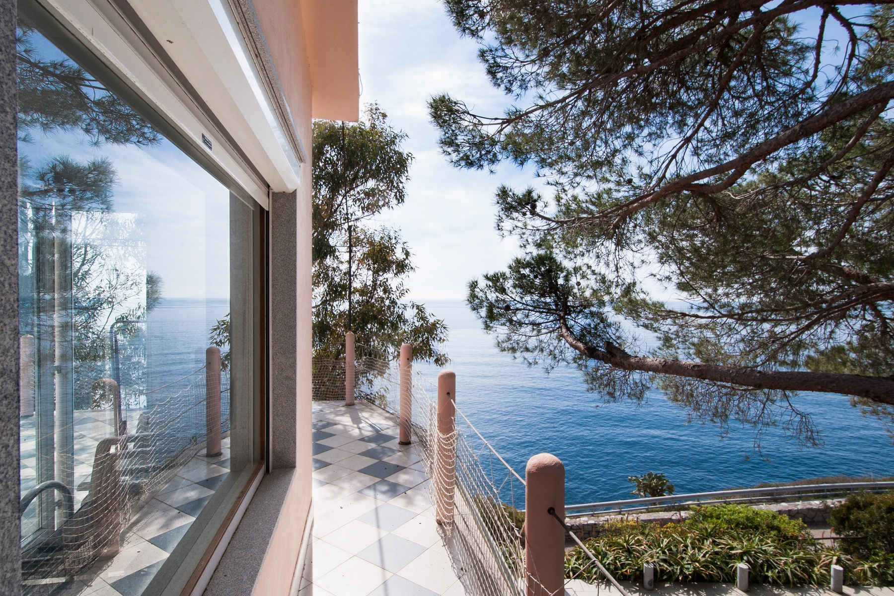 Single Family Home for Sale at Waterfront villa with pool at Isola d'Elba Campo Nell'elba, Livorno 57034 Italy