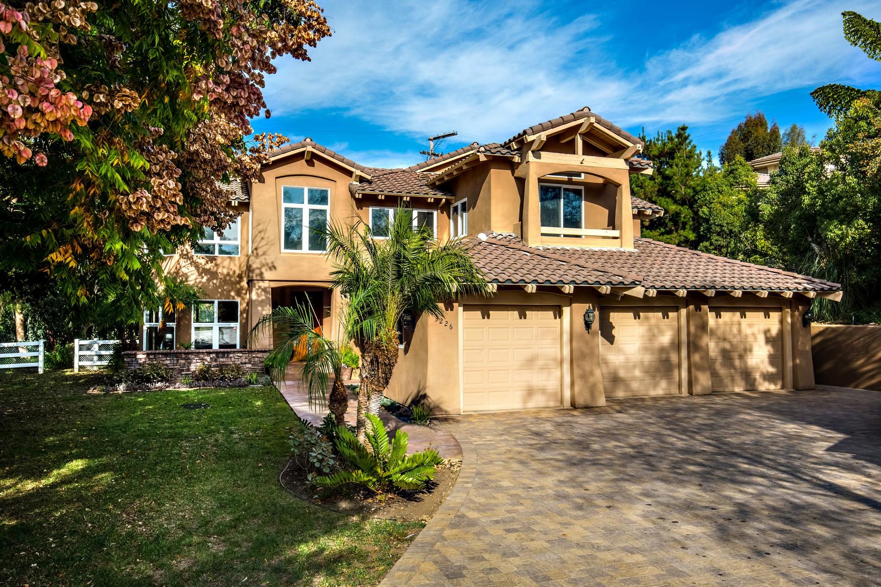 Single Family Home for Sale at 3226 Brookside Lane Encinitas, California, 92024 United States