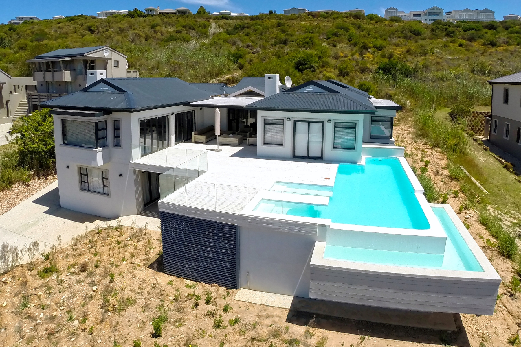獨棟家庭住宅 為 出售 在 New Brackenridge Home Plettenberg Bay, 西開普省, 6600 南非