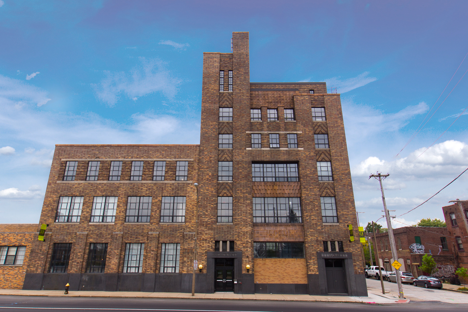 rentals property at Stylish Living at the Eden Lofts