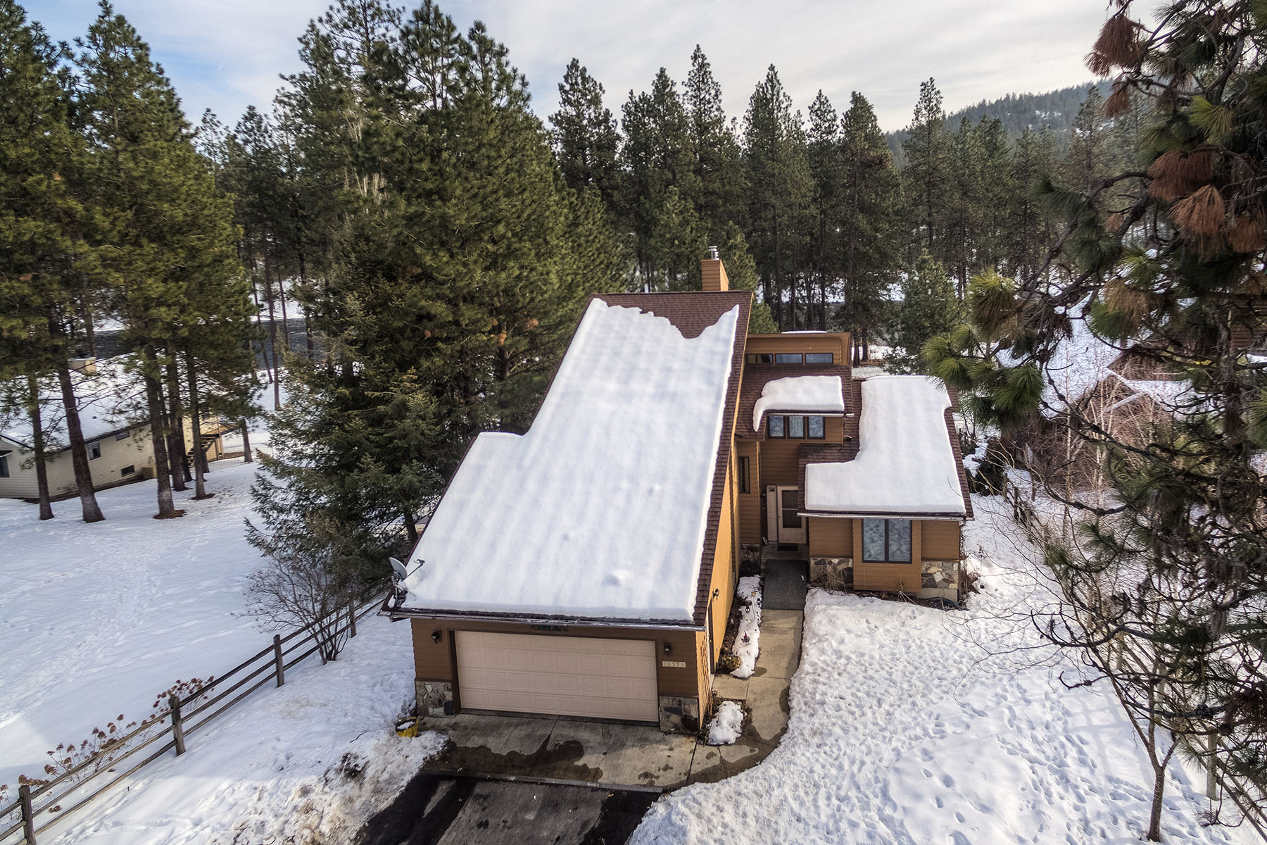 sales property at Custom Spokane Riverfront Home