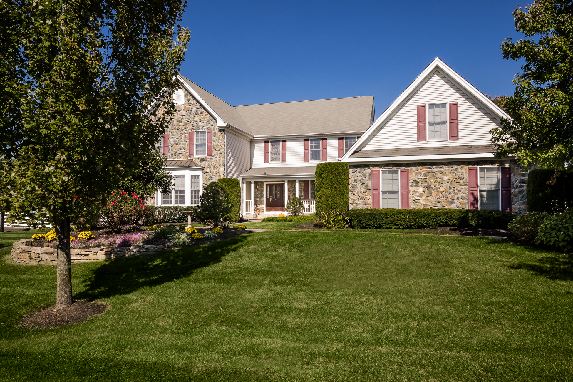 Single Family Home for Sale at Welcoming with Gracious Warmth and Every Amenity 4 Barley Court Plainsboro, 08536 United States
