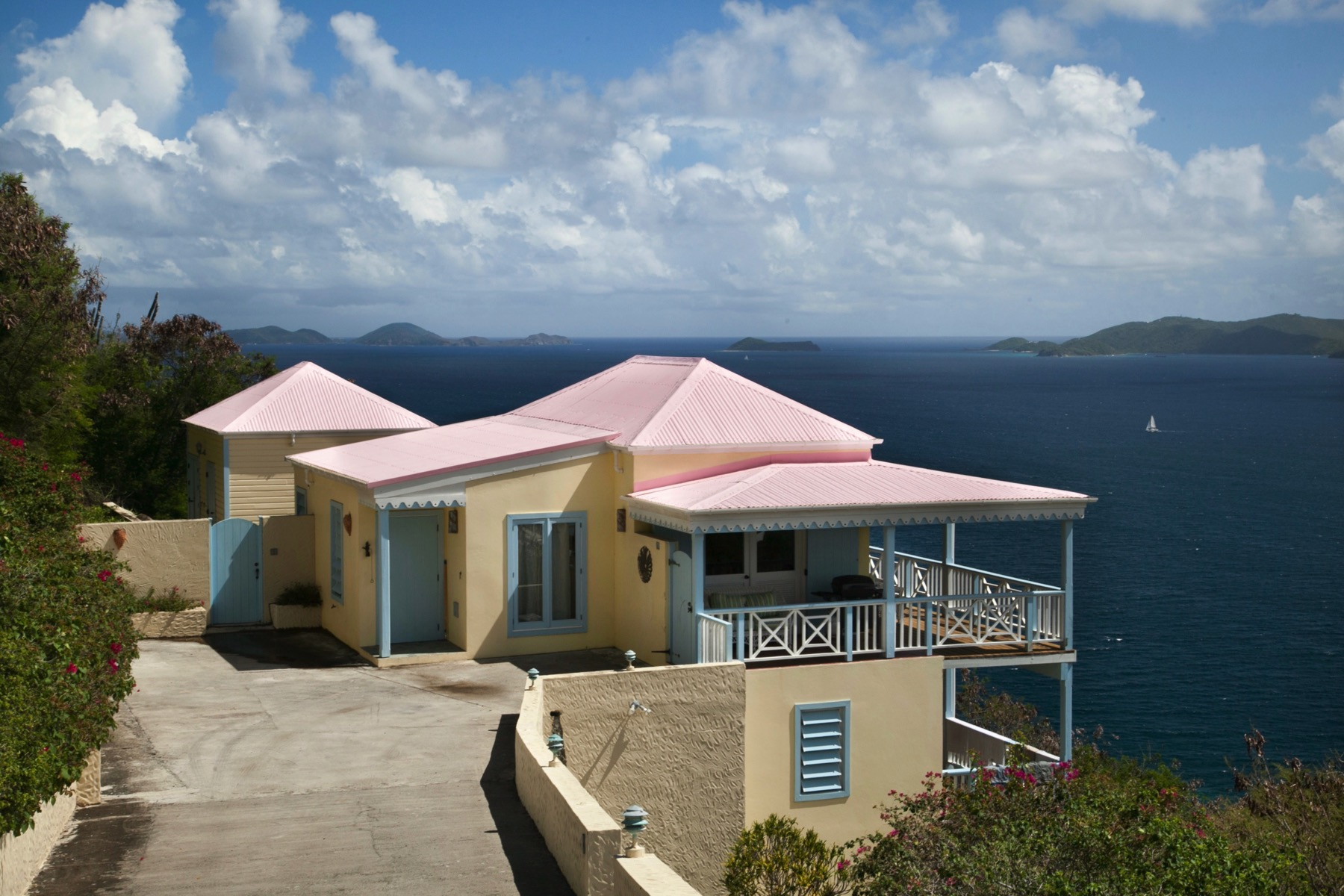 Single Family Home for Sale at Brook Cottage Havers, British Virgin Islands