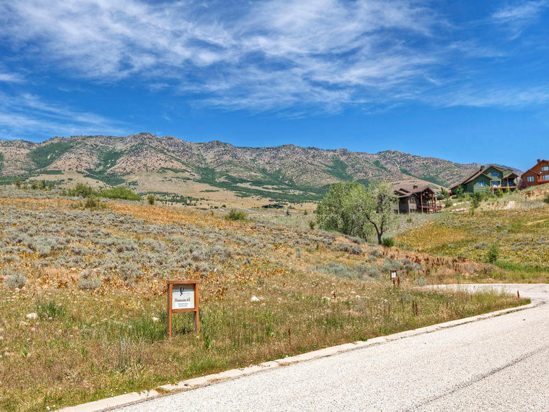 Terreno por un Venta en Eagles Landing at Wolf Creek 5436 E Eagles Landing Eden, Utah 84310 Estados Unidos