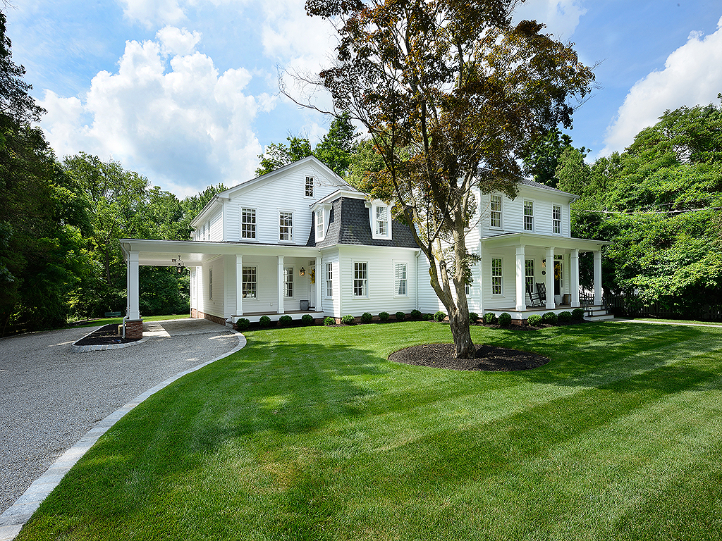 "Maison unifamiliale pour l Vente à ""Denike House"" 667 Oak Tree Rd Palisades, New York 10964 États-Unis"