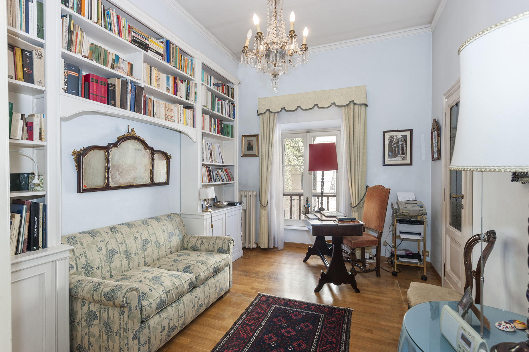 Additional photo for property listing at Charming apartment in the heart of Rome Rome, Roma Italia