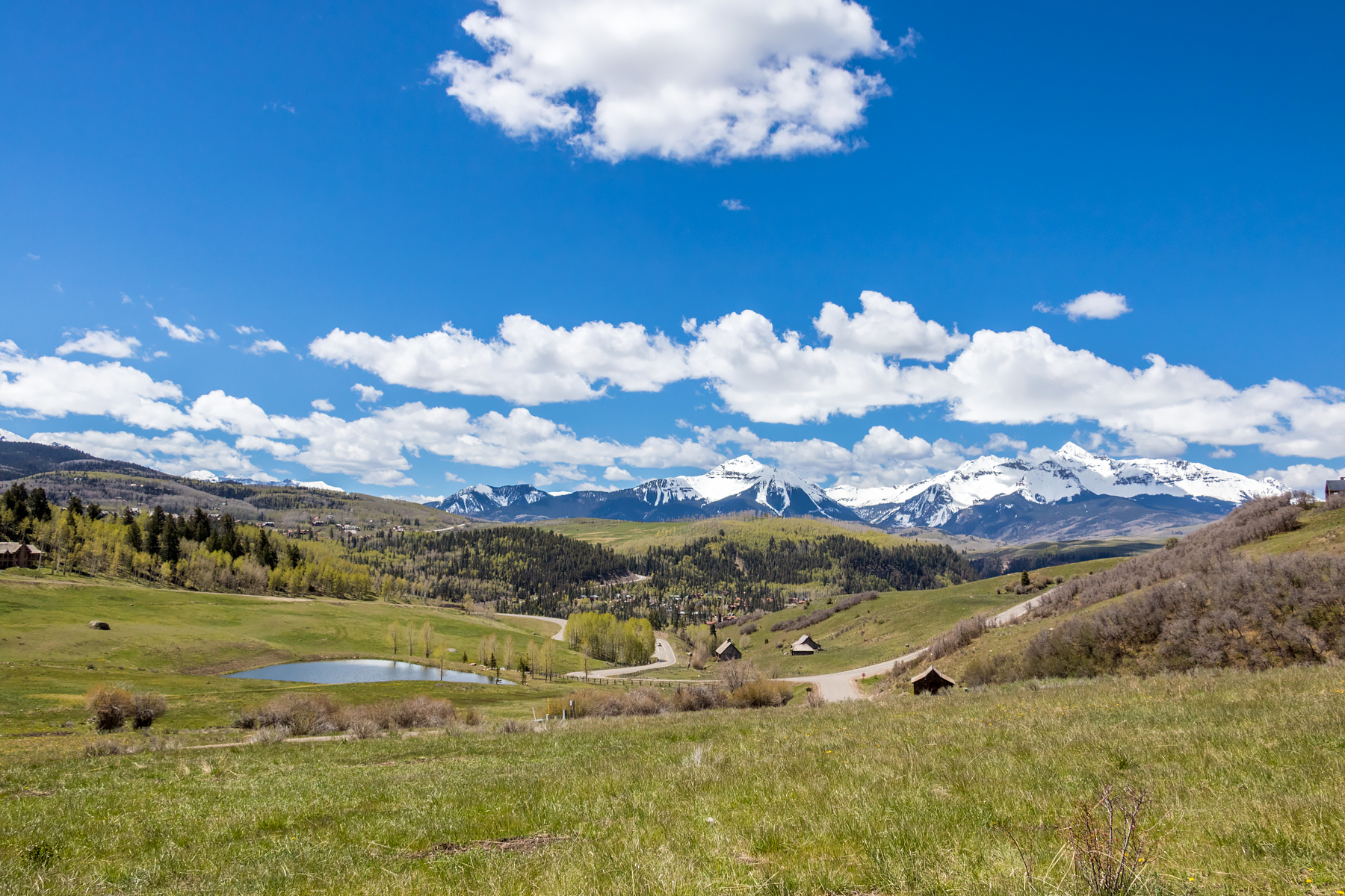 Land for Sale at Lot 46, Aldasoro Ranch Telluride, Colorado, 81435 United States