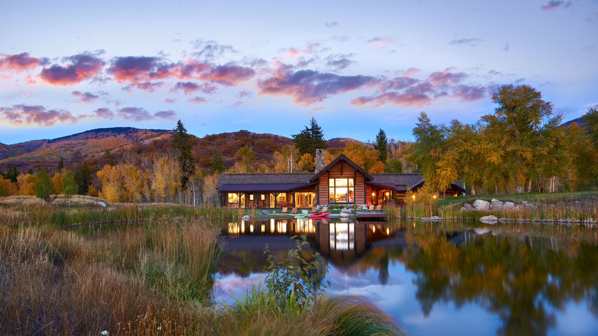 Villa per Vendita alle ore Storm Mountain Ranch 33570 Watersong Lane Steamboat Springs, Colorado, 80487 Stati Uniti