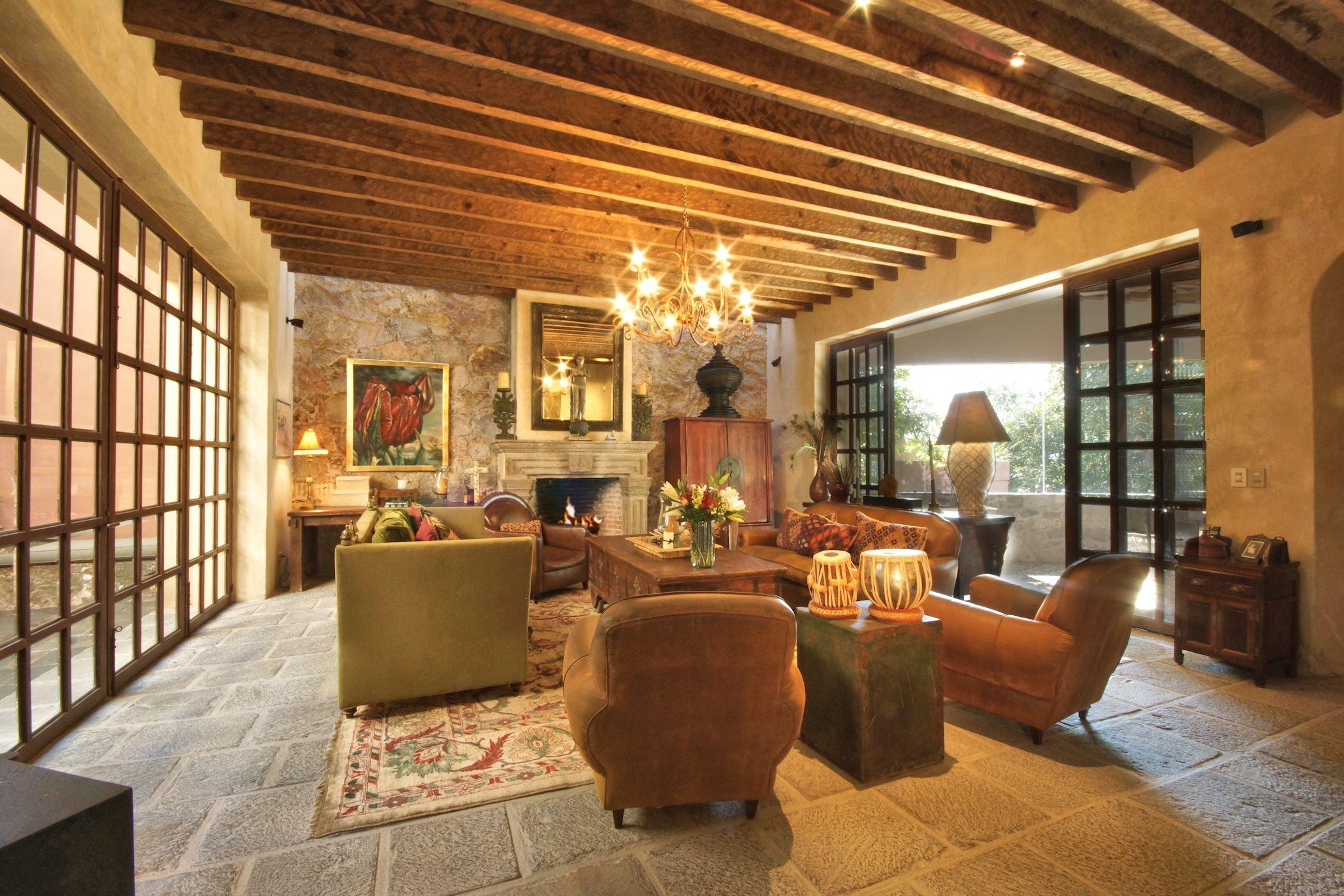 Single Family Home for Sale at Casa de los Sueños Canadita de los Aguacates San Miguel De Allende, Guanajuato 37700 Mexico