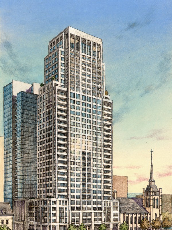 Appartement en copropriété pour l Vente à The Gold Coast's Newest and Finest Building 9 W Walton Street Unit 2900 Chicago, Illinois 60610 États-Unis