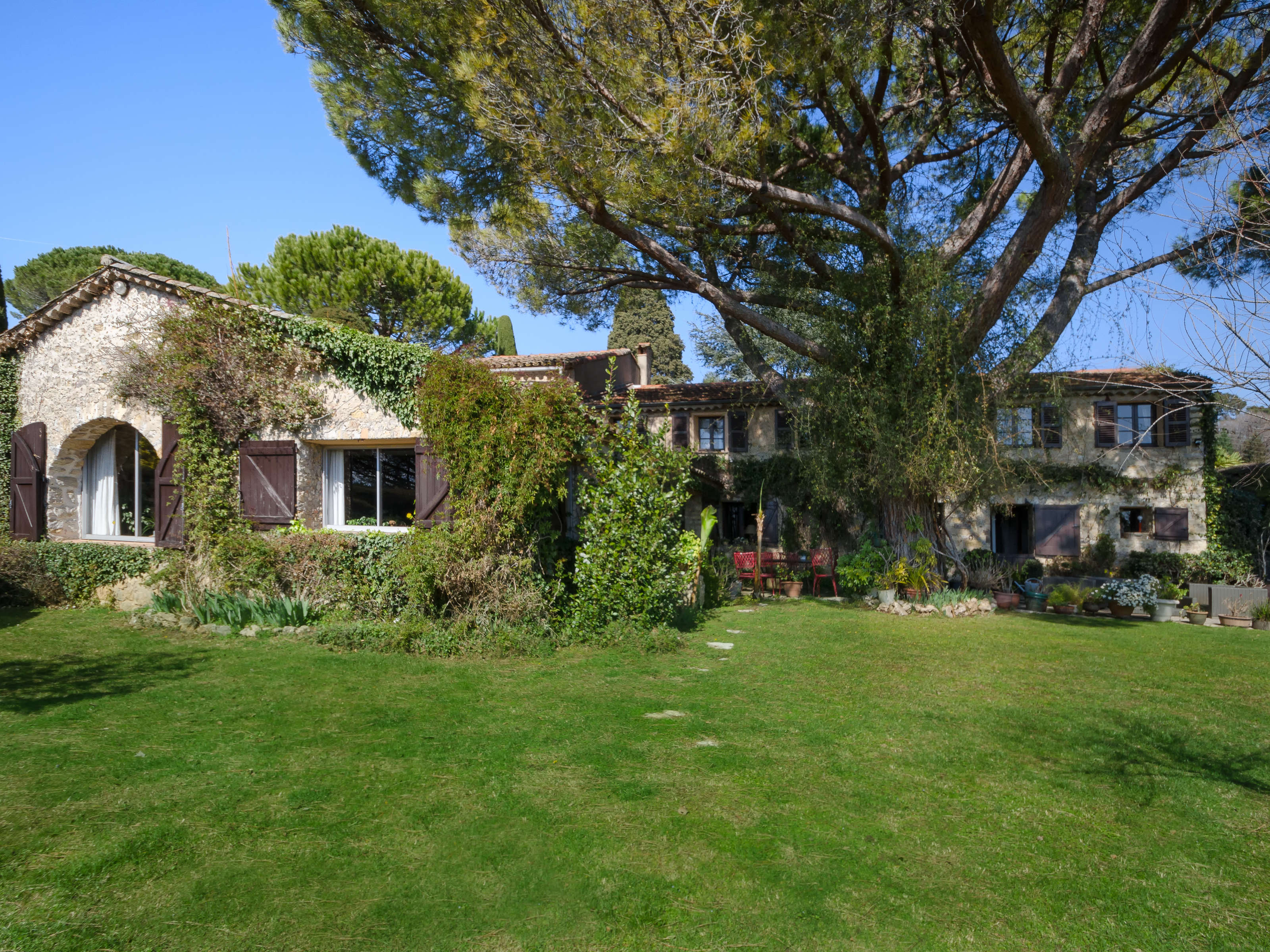 Single Family Home for Sale at 16th century provencal farmhouse Mougins, Provence-Alpes-Cote D'Azur 06250 France