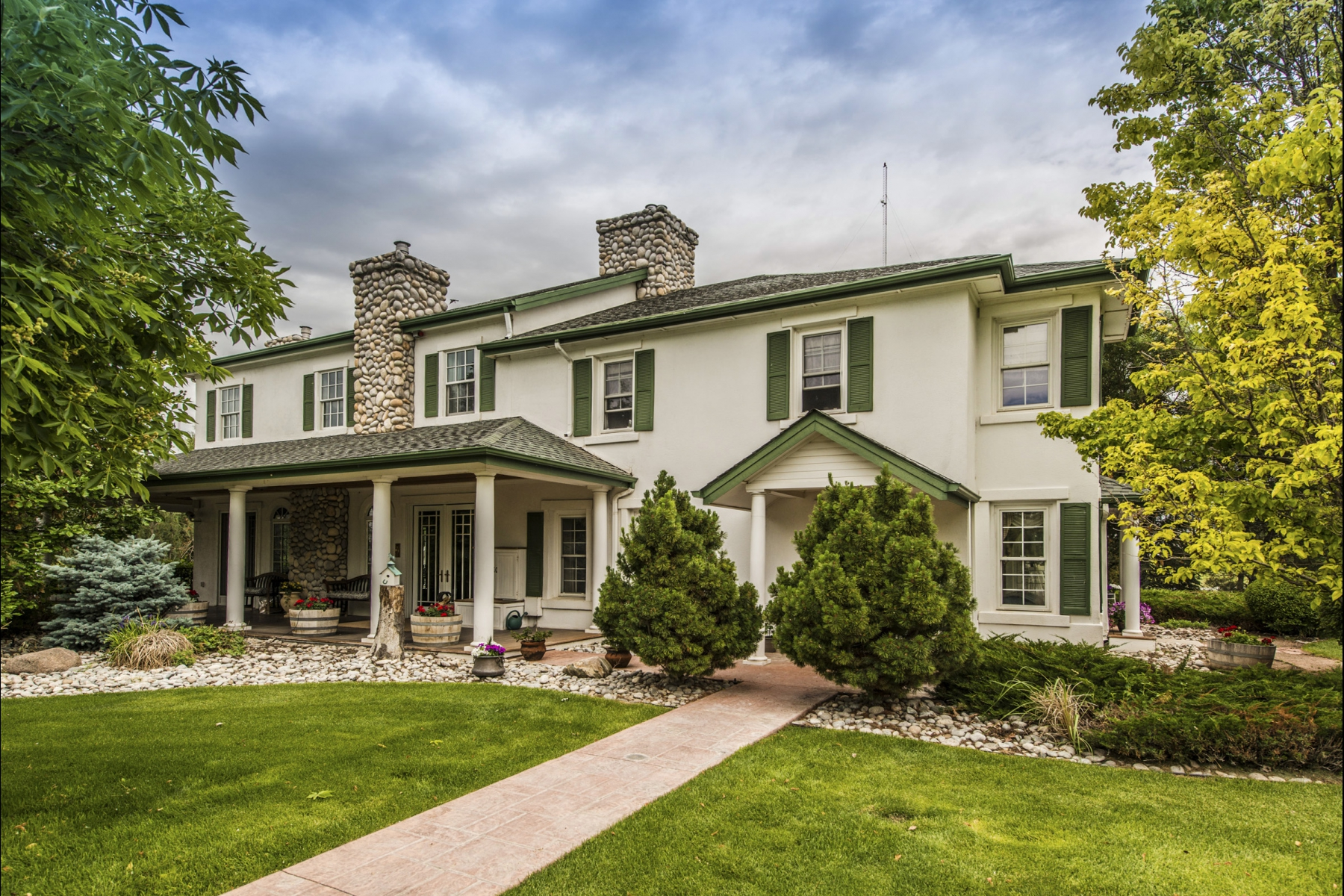 Property For Sale at Brighton Farms, Luxury and Architectural Detail Combined