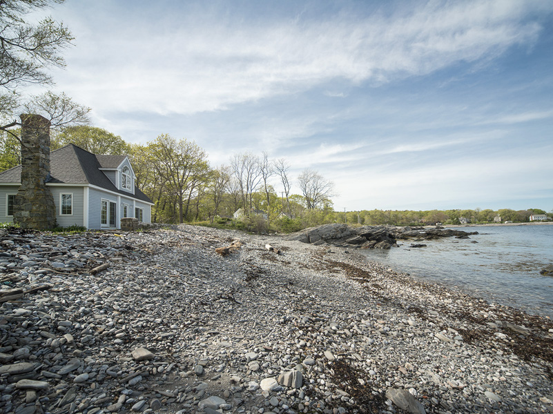Single Family Home for Sale at 1120 Shore Road Cape Elizabeth, Maine 04107 United States