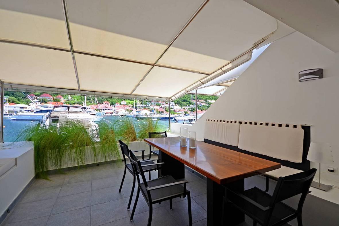 Appartement en copropriété pour l Vente à Apartment Le Marlin Gustavia, St. Barthelemy