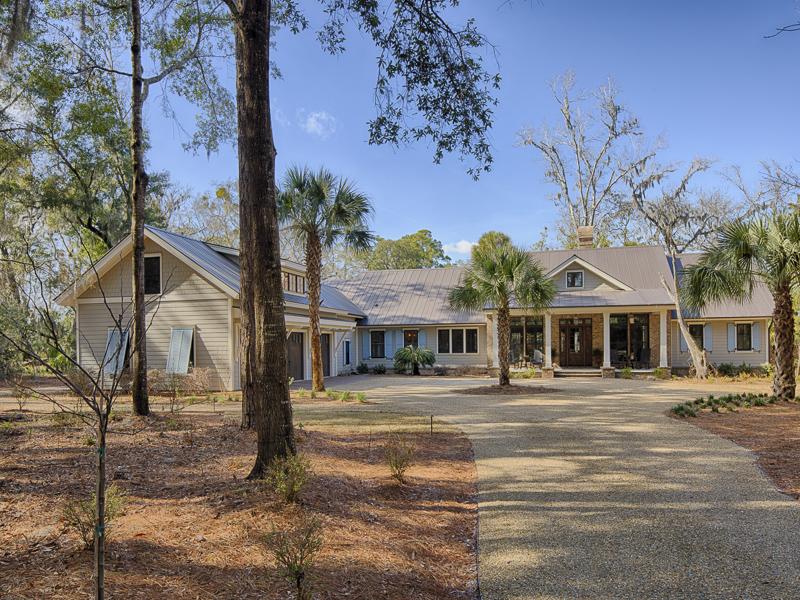 Einfamilienhaus für Verkauf beim Palmetto Bluff 117 Mount Pelia Road Bluffton, South Carolina 29910 Vereinigte Staaten