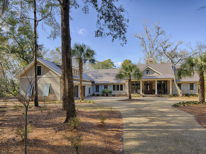 Single Family Home for Sale at Palmetto Bluff 117 Mount Pelia Road Bluffton, South Carolina 29910 United States