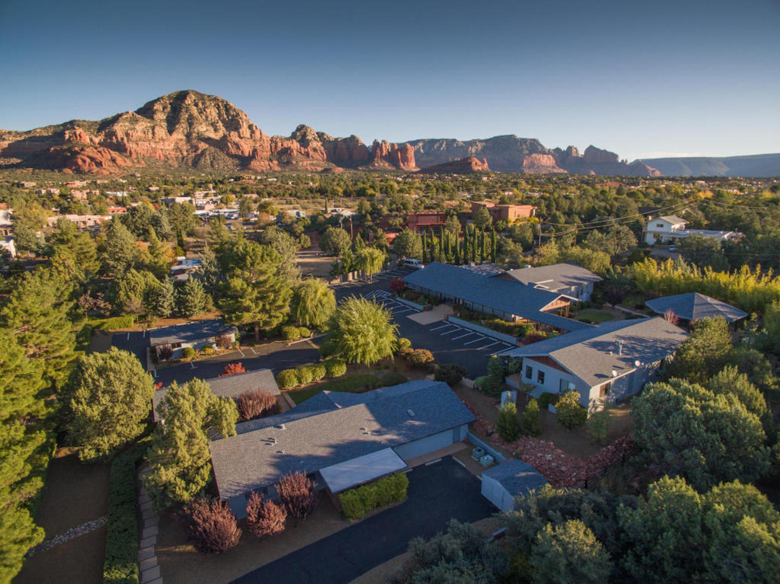 Single Family Home for Sale at A Sedona Campus 120 Deer Trail Drive Sedona, Arizona, 86336 United States