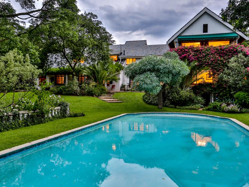 獨棟家庭住宅 為 出售 在 Bryanston Johannesburg, 豪登省 2191 南非