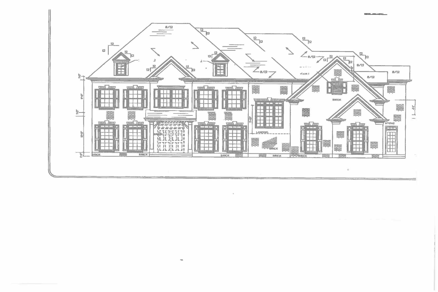 Maison unifamiliale pour l Vente à Beautiful New Build Near Chastain 4571 Dudley Lane Sandy Springs, Georgia, 30327 États-Unis
