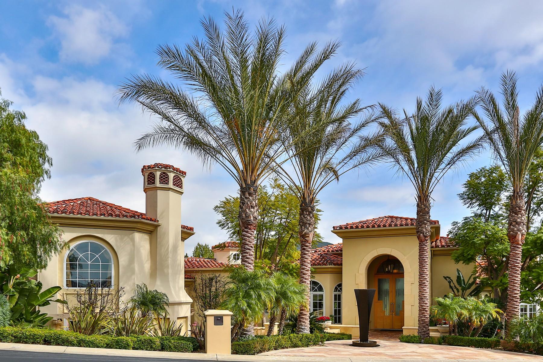 獨棟家庭住宅 為 出售 在 Vista Ridge Lane 955 Vista Ridge Lane Westlake Village, 加利福尼亞州, 91362 美國