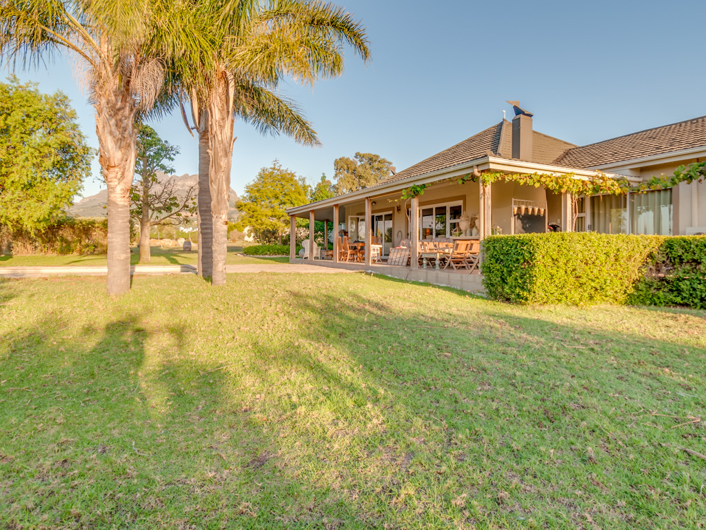 Property For Sale at Somerset West Wine Farm