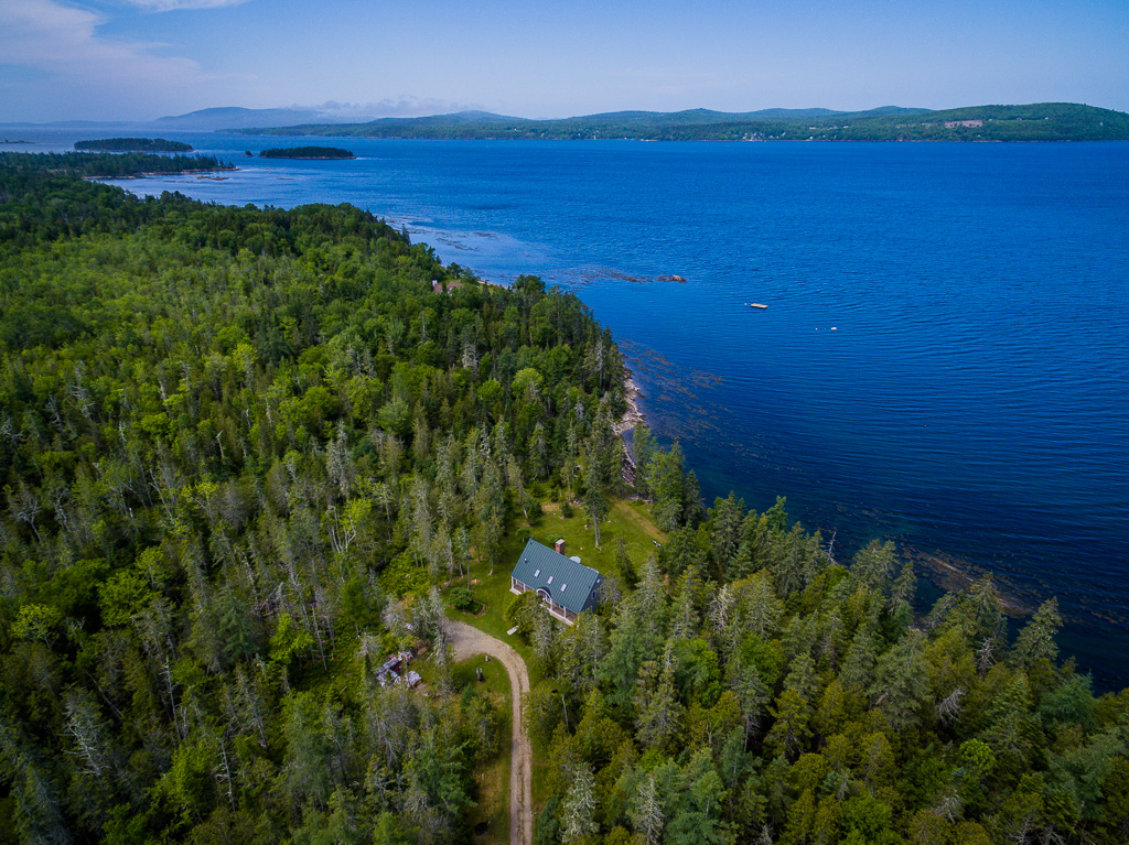 Single Family Home for Sale at 137 Sprauge Cove Lane 143 Sprauge Cove Lane Islesboro, Maine 04848 United States