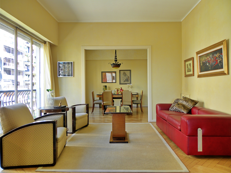 Property For Sale at Apartment in Recoleta - Quintana 500