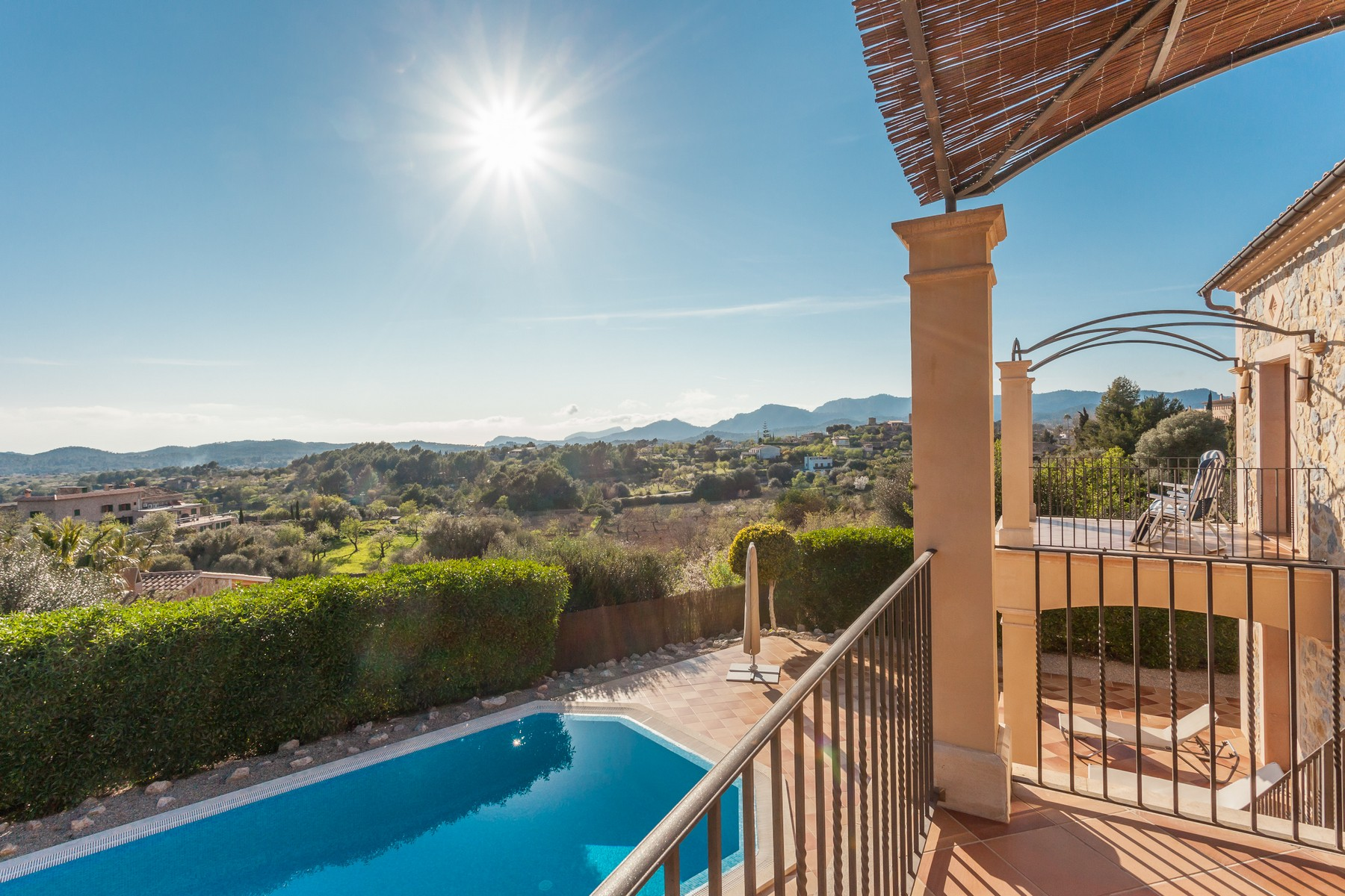 Casa Unifamiliar por un Venta en Finca en Calvia with views of the mountains Calvia, Mallorca 07184 España