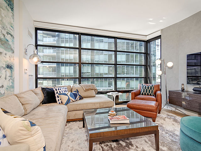Condominium for Sale at Fabulous Two Bedroom At Millennium Place 580 Washington Street Unit 9F Midtown, Boston, Massachusetts 02111 United States