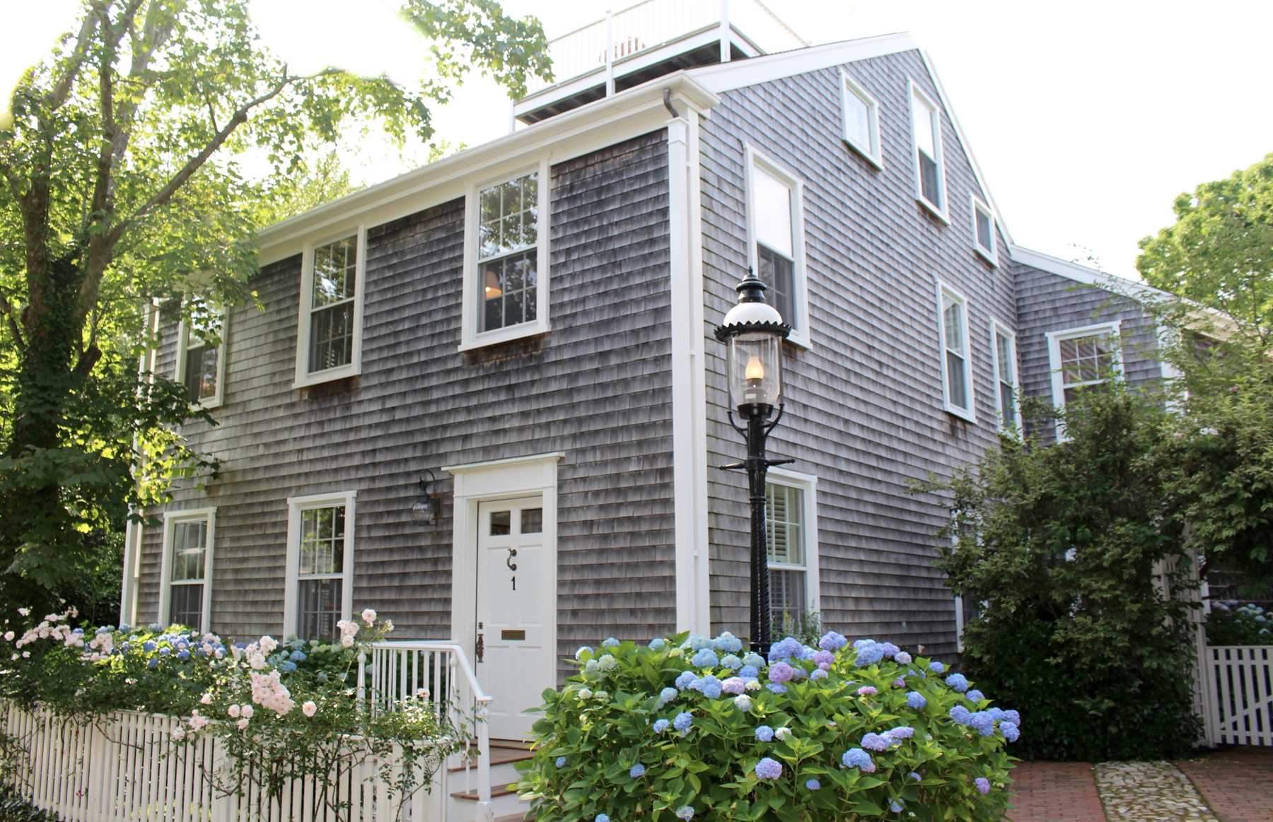 Moradia para Venda às Nantucket Living At It's Best! 1 Judith Chase Lane Nantucket, Massachusetts, 02554 Estados Unidos