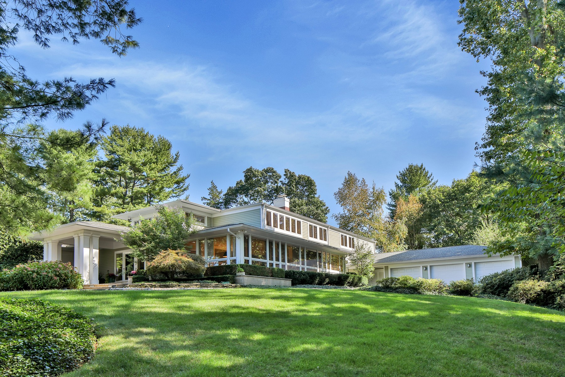 Single Family Home for Sale at Masterpiece 143 Ridge Rd Rumson, New Jersey, 07760 United States