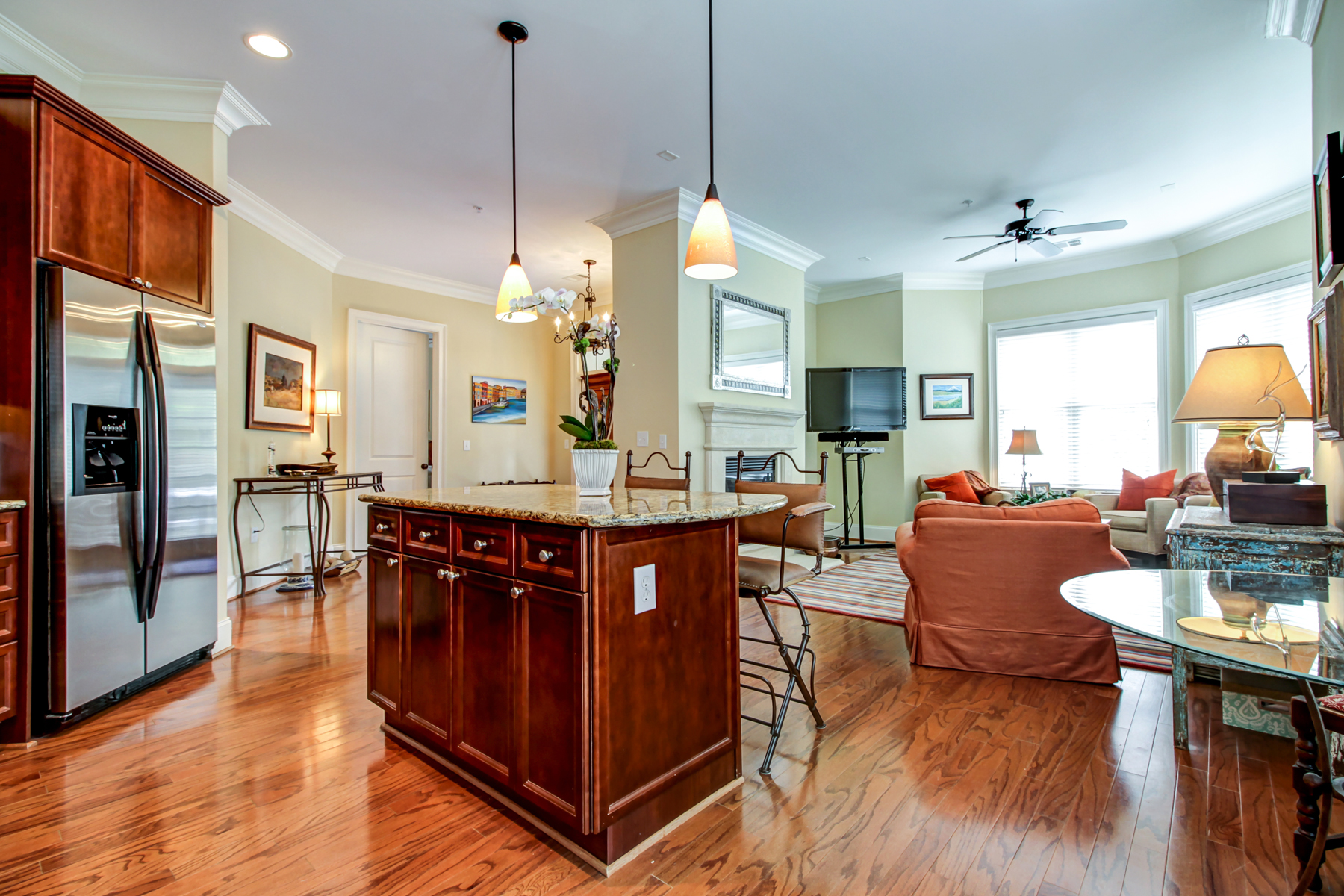 rentals property at Gorgeous End Unit Buckhead Condo