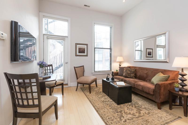 Condominio per Vendita alle ore 290 Columbus Avenue 290 Columbus Ave Unit 5 South End, Boston, Massachusetts 02116 Stati Uniti