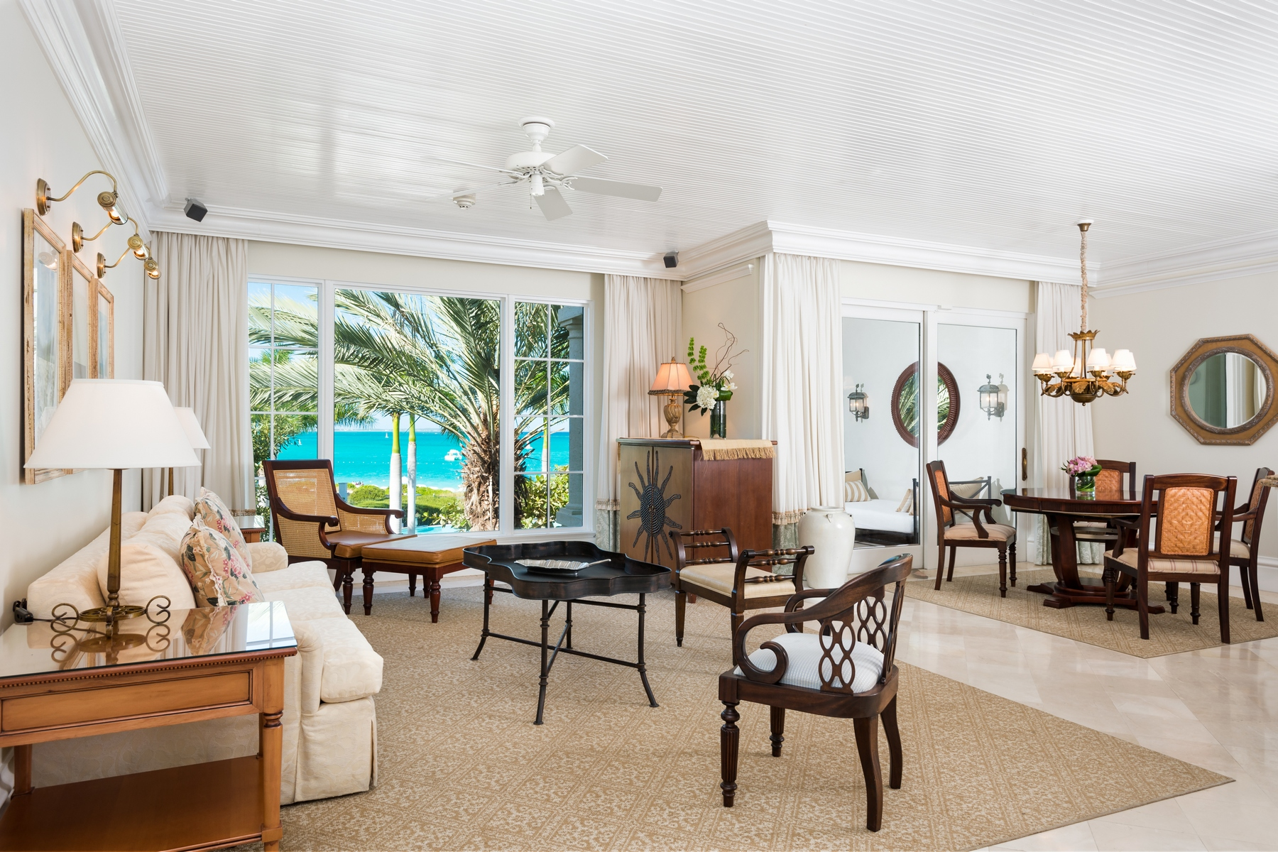 Condominium for Sale at The Palms Turks and Caicos - Suite 2303.04 Beachfront Grace Bay, Providenciales TC Turks And Caicos Islands