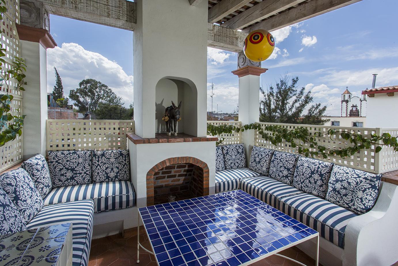 Single Family Home for Sale at Casa Maria Allende 5 San Miguel De Allende, Guanajuato, 37700 Mexico
