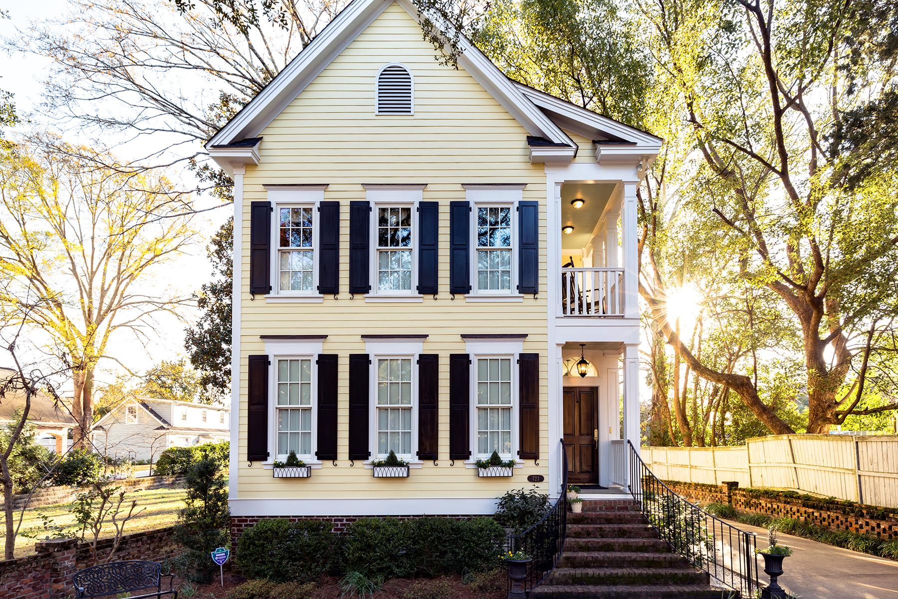 Maison unifamiliale pour l Vente à 723 Highmarket St Georgetown, Caroline Du Sud, 29440 États-Unis
