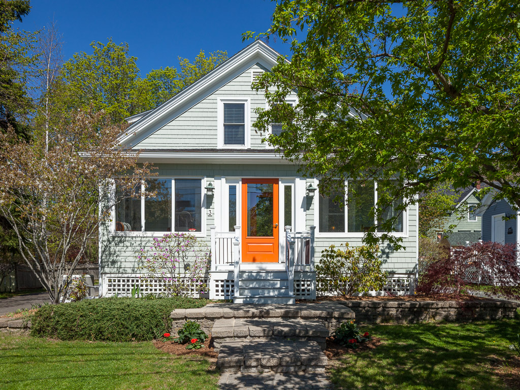 Single Family Home for Sale at 3 Cross Street Camden, Maine 04843 United States