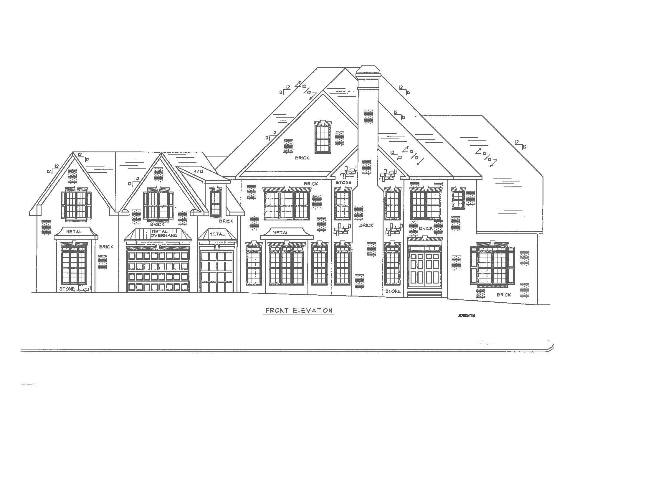 一戸建て のために 売買 アット New Construction in Chastain 1191 West Conway Drive NW Atlanta, ジョージア 30327 アメリカ合衆国