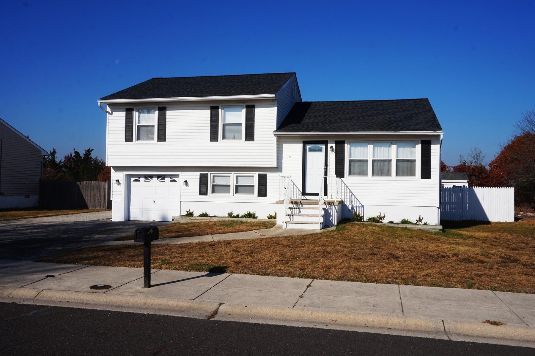 独户住宅 为 销售 在 Move In Ready 55 Bucknell Road Somers Point, 08244 美国