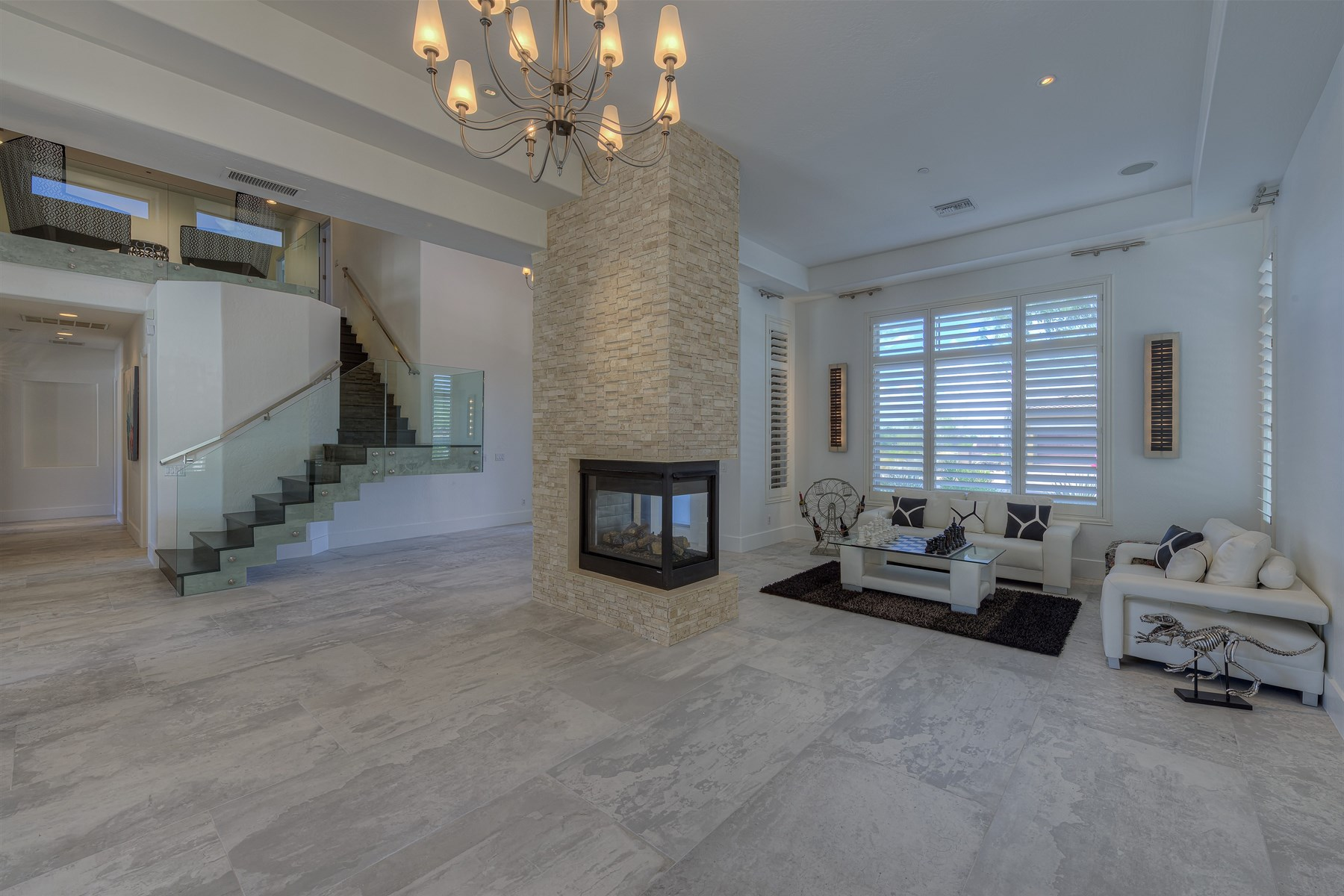 Property For Sale at Stunning Windgate Ranch soft contemporary home.