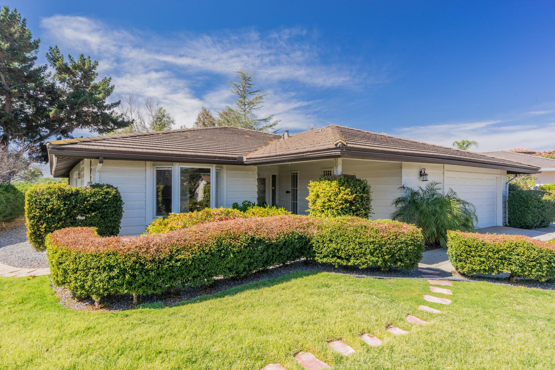 단독 가정 주택 용 매매 에 12384 Grandee Road San Diego, 캘리포니아, 92128 미국