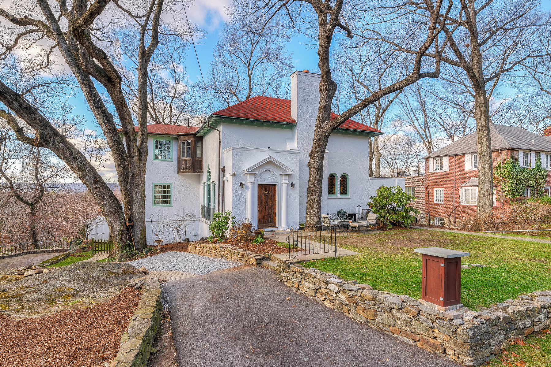Property For Sale at Fieldston Mediterranean Revival