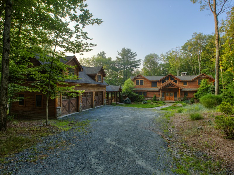 Property For Sale at Adirondack Bliss at the Chapin Estate