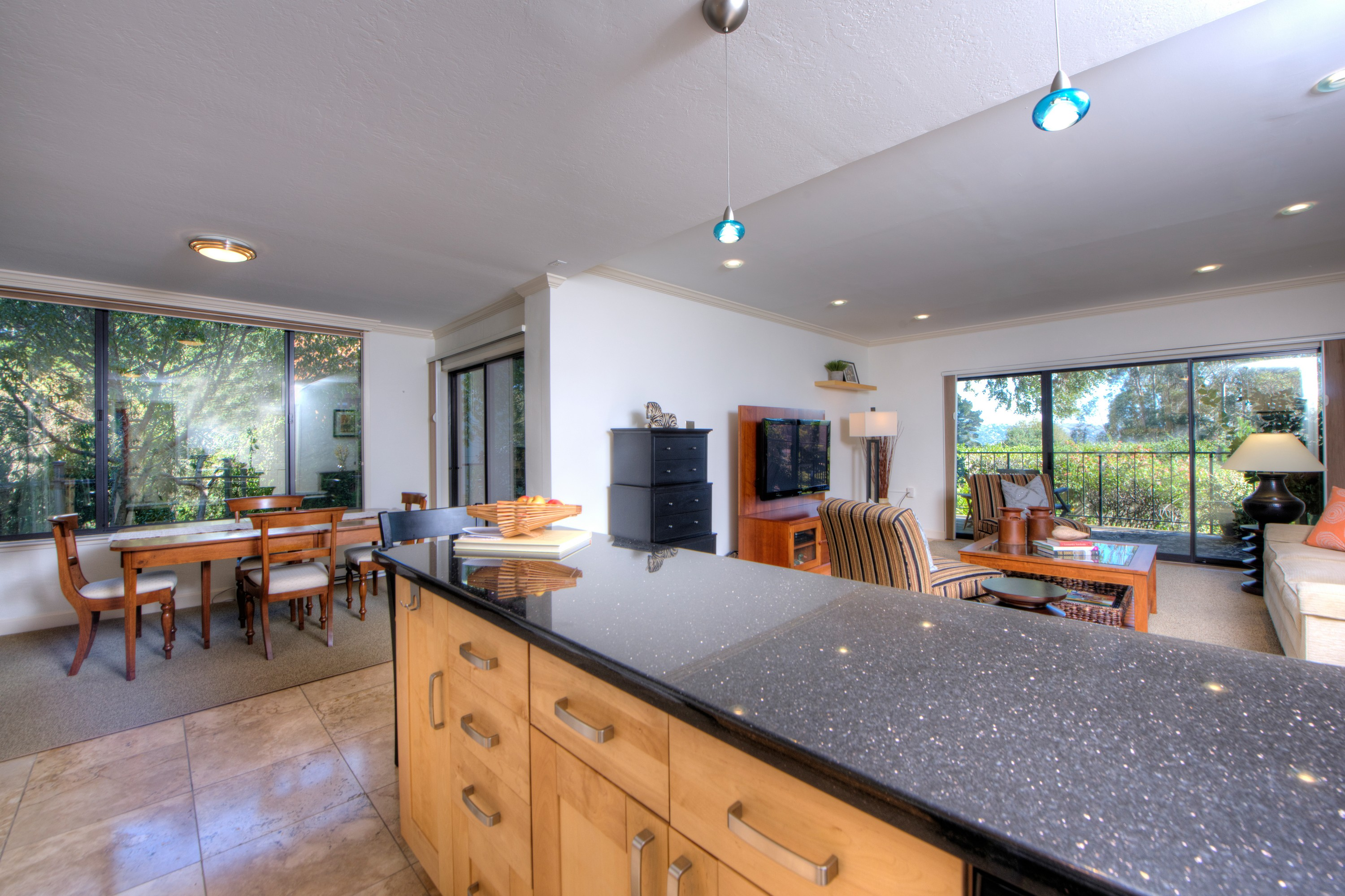 Property For Sale at RARE Single Level 2BD/2BA in Sausalito
