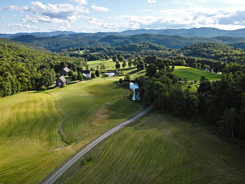Farm / Ranch / Plantation for Sale at Wild Apple Farm 1710 Wild Apple Road Woodstock, Vermont 05091 United States